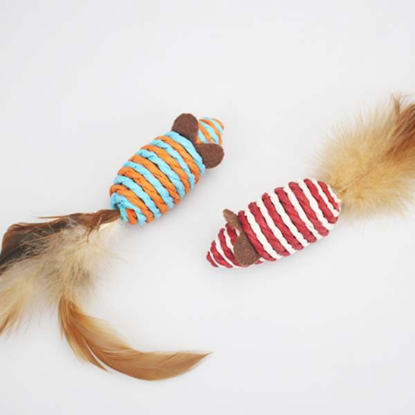 Best Feather Toys For Cats