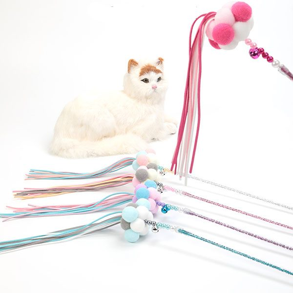 Magic Wand For Cats