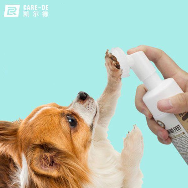 Paw Cleaning Foam