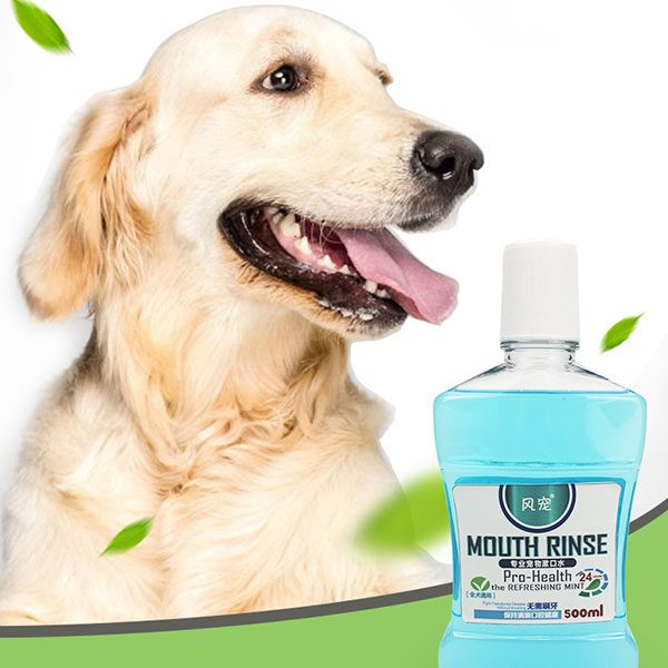 Pet Mouthwash