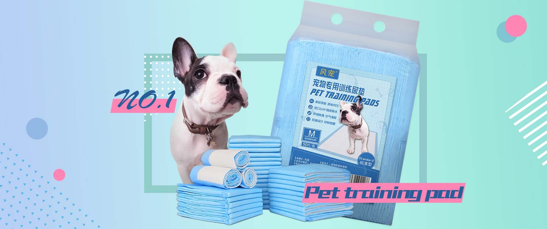 Welcome to Care-De Pet Pads