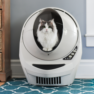 Robot Automatic Litter Box